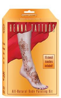 Earth Henna Tattoo Kit-Classic