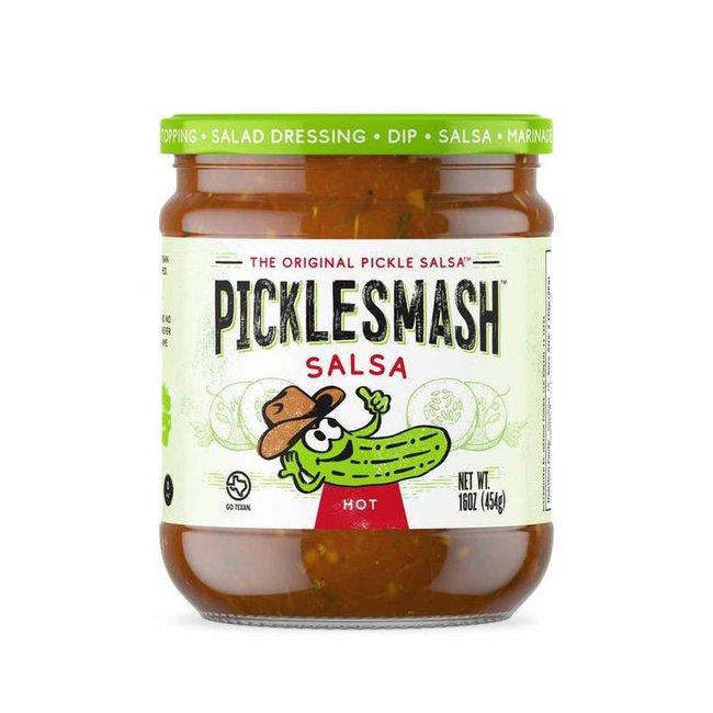 PickleSmash Hot Salsa