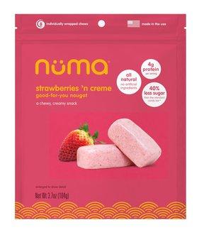 Numa Strawberries 'n Cream Nougat