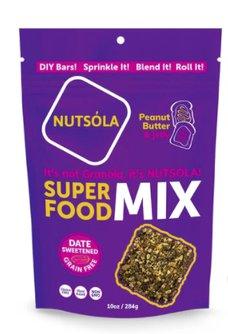 NUTSÓLA Peanut Butter & Jelly Superfood Mix