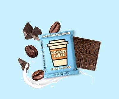 "Pocket Latte ""Cream + Sugar"" Coffee Bar"