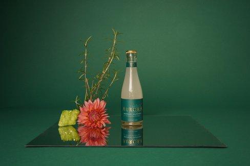 Rosemary Grapefruit Sparkling Hemp Beverage
