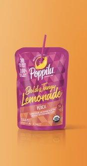 Bold & Tangy Lemonade Peach
