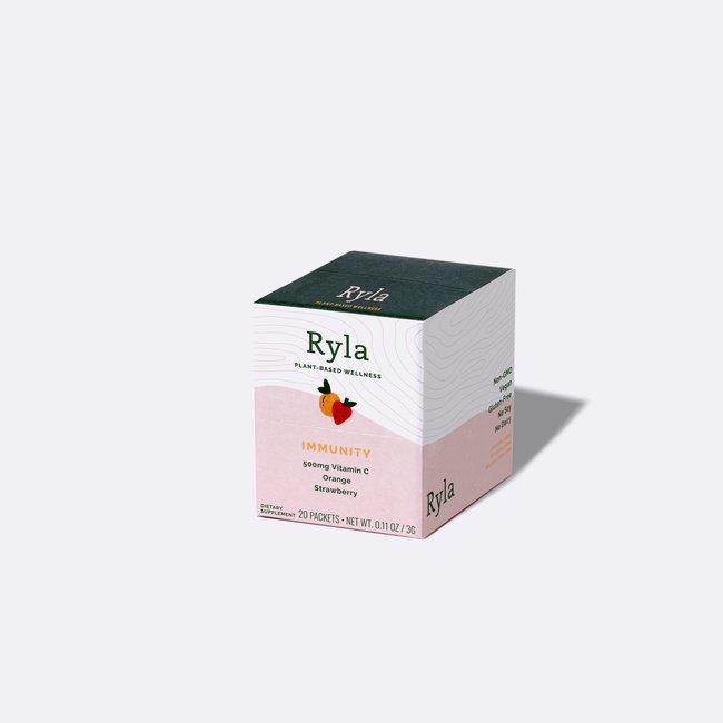 Ryla Orange Strawberry Shot