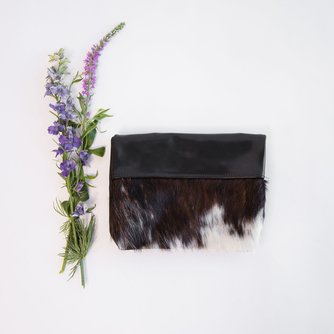 Gale & Hayes Foldover Clutch
