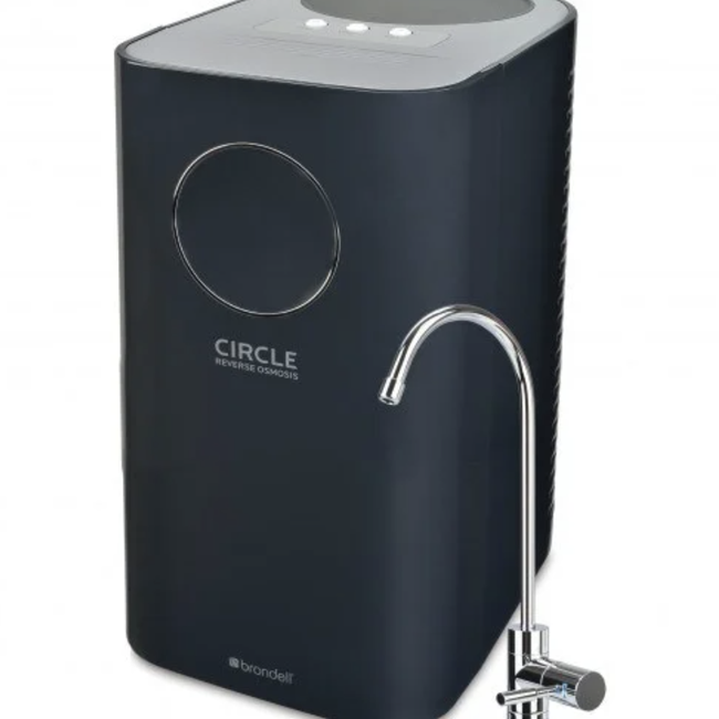 Circle Reverse Osmosis Under Counter Water Filter System