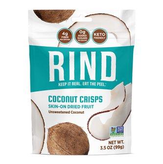 RIND SNACKS™ Coconut Crisps