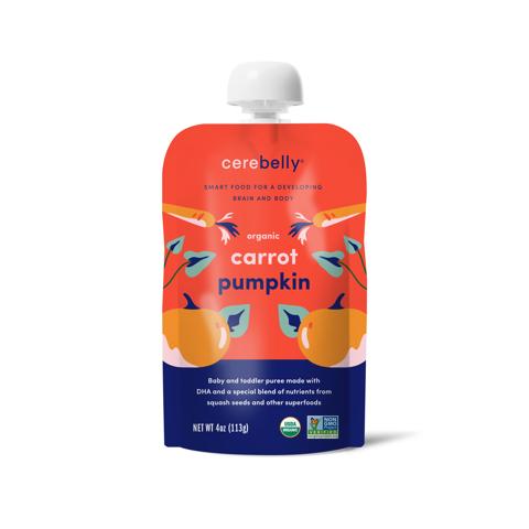 Cerebelly Carrot Pumpkin
