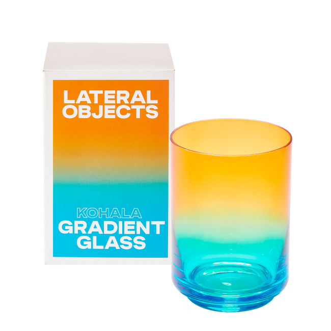 Lateral Objects Gradient Glasses