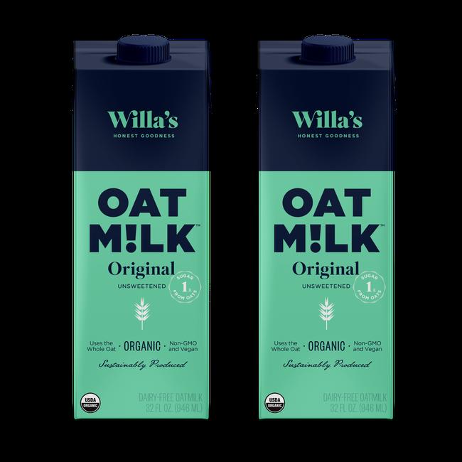 Willa's Organic Unsweetened Original