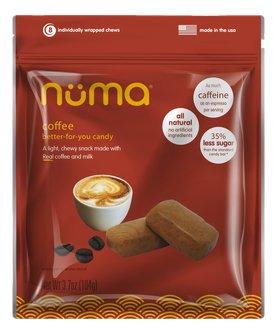 Numa Caffeinated Coffee Soft Candy