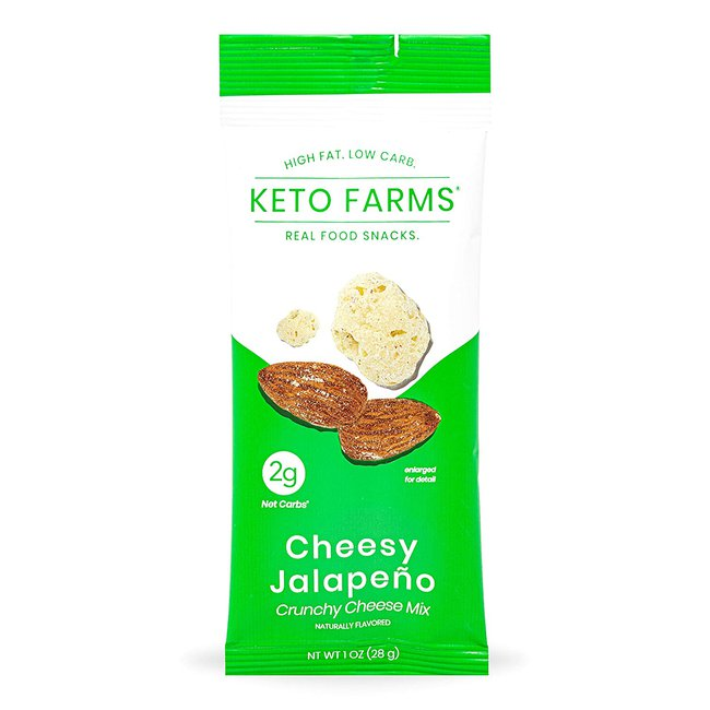 Keto Farms Cheesy Jalapeño