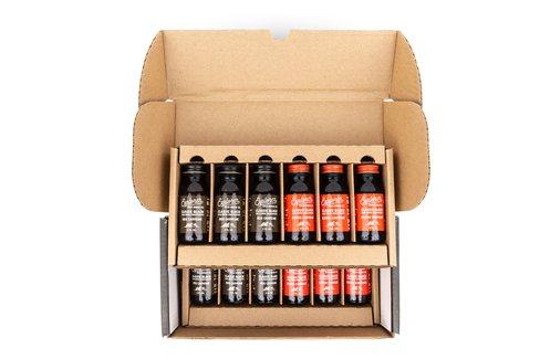 Standard Box (12-Pack): Caf-Fiend Pack