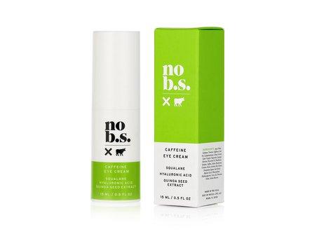 No B.S. Caffeine Eye Cream