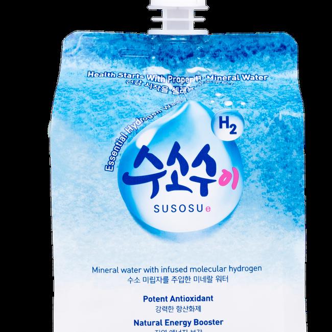Susosu Water 10 Pack