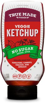No Sugar Veggie Ketchup