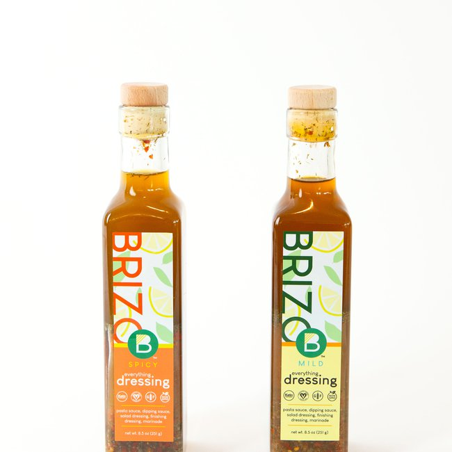 Spicy + Mild Everything Dressing 2 -  Pack