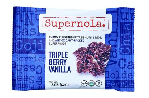 Triple Berry Vanilla (Box of 12)