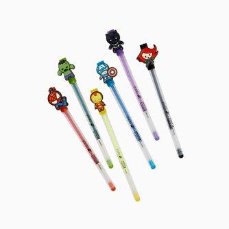Yoobi x Marvel Avengers Gel Pens