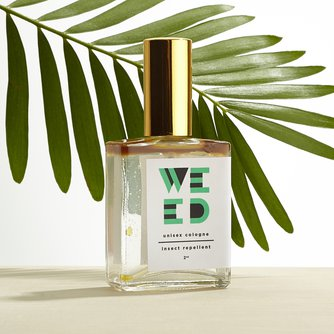 WEED Bug Repellent and Unisex Cologne