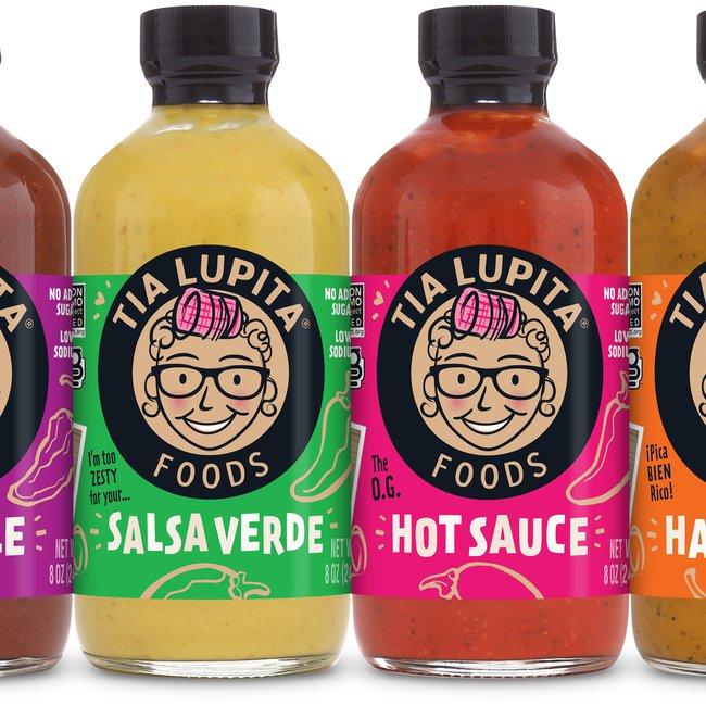 Tia Lupita® Hot Sauces