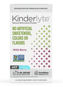 Kinderlyte Advanced Electrolyte Powder
