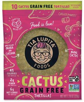 Cactus Grain-Free Tortillas