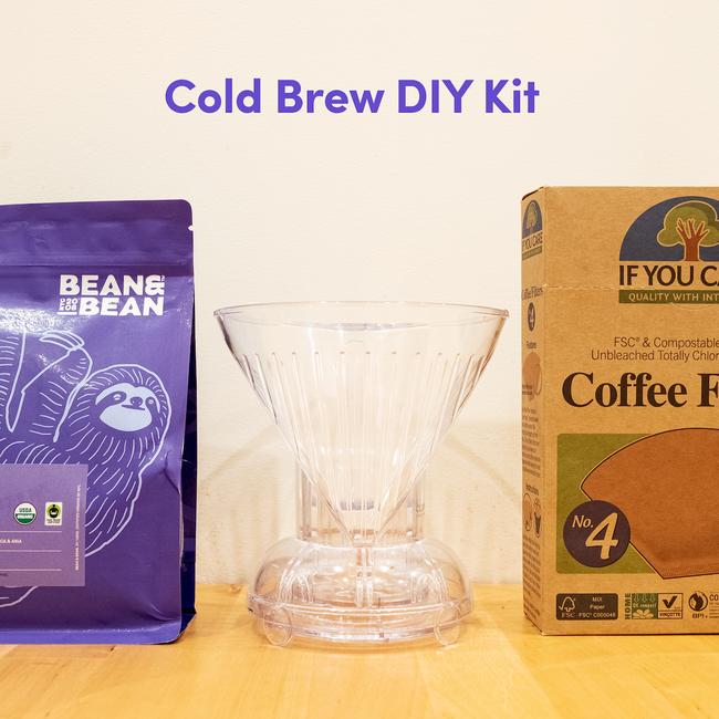 Cold Brew DIY Kit
