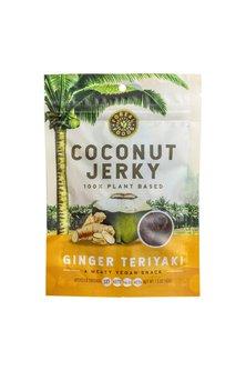 Foreal Foods Coconut Jerky- Ginger Teriyaki