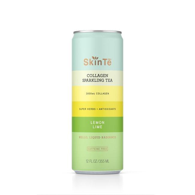 Lemon Lime Collagen Sparkling Tea