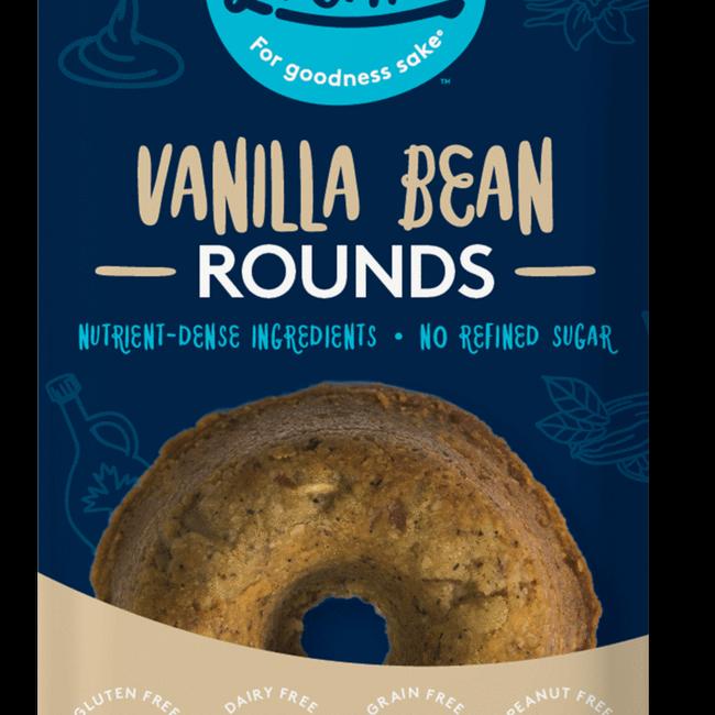 Vanilla Bean Rounds