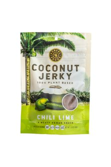 Foreal Foods Coconut Jerky- Chili Lime
