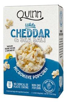 White Cheddar & Sea Salt
