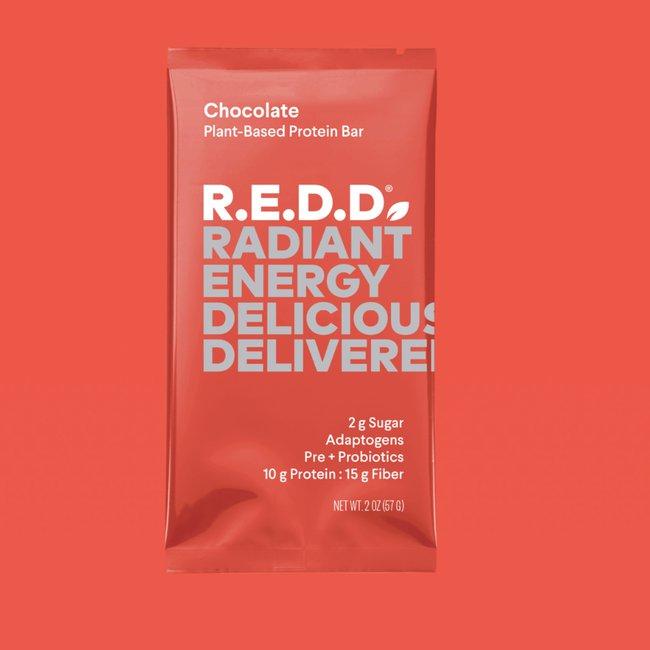 R.E.D.D. Chocolate Plant-Based Protein Bar