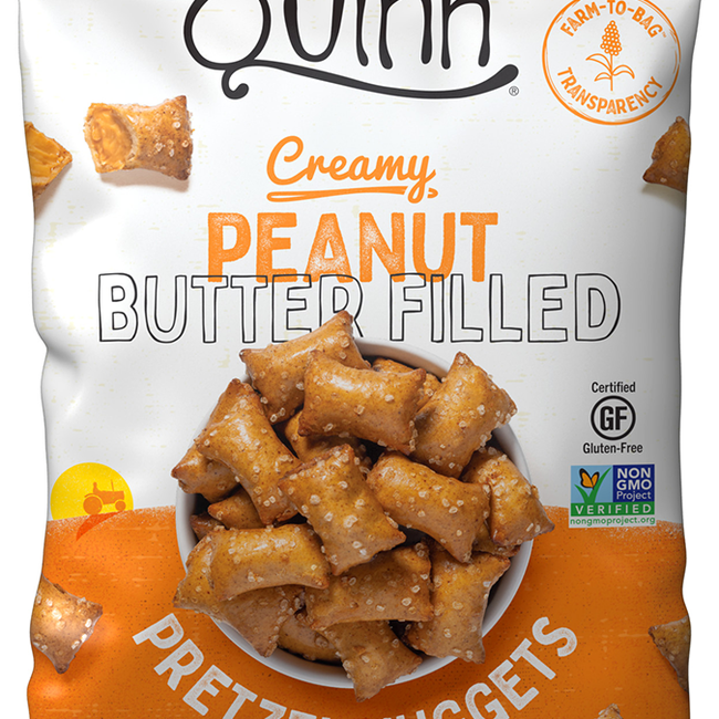 Peanut Butter Filled Nuggets
