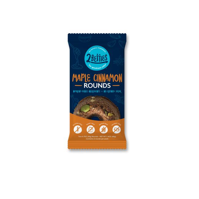 Maple Cinnamon Rounds