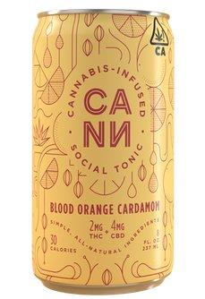 Blood Orange Cardamon 6-Pack