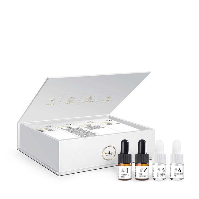 Facial Oils Travel/Sample Box