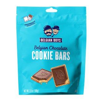 Belgian Cookie Bars