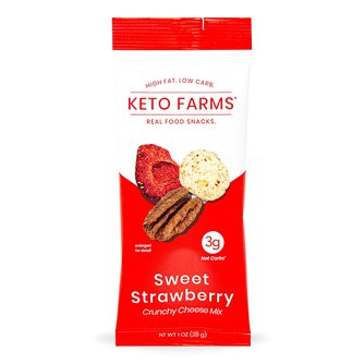 Keto Farms Sweet Strawberry