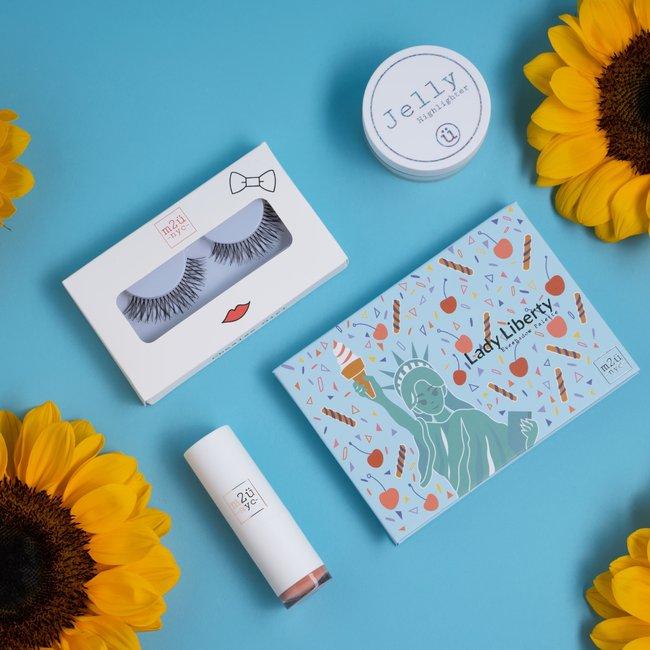 Customizable Girl Power Makeup Kit