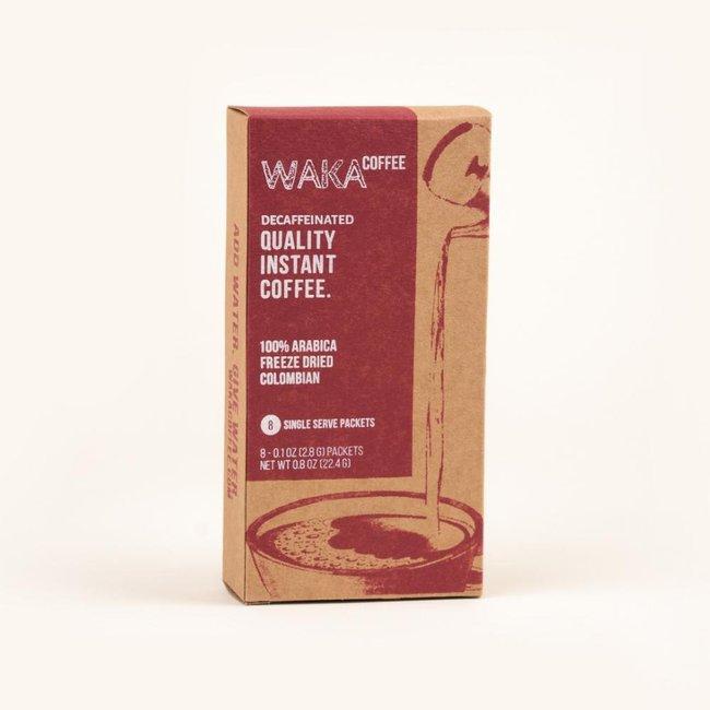 Medium Roast Colombian Decaffeinated Single-Serve Instant Coffee