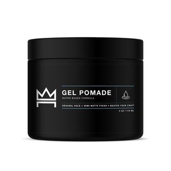 Gel Pomade - 6oz