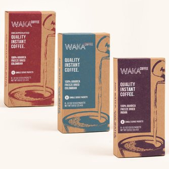 Single-Serve Instant Coffee Variety Bundle