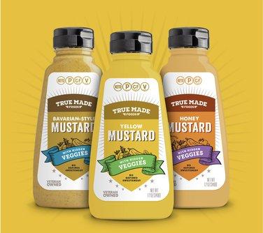 Mustards with Hidden veggies