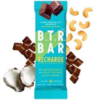 Dark Chocolate Brownie RECHARGE (4 Bars)