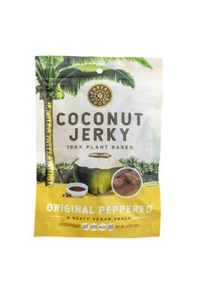 Foreal Foods Coconut Jerky- Original Peppered