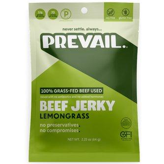 Lemongrass Beef Jerky